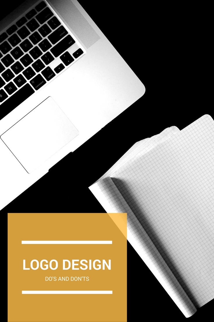 Logo Design Blog Pinterest Image